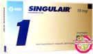 Singulair Montelukast sodium 10mg MSD 28 Tablets