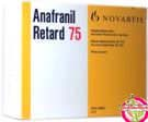 Anafranil Clomipramine 75mg SR Novartis 60 Tablets