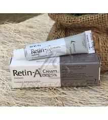 Retin-A Renova Tretinoin 0.025%  Janssen 4X30gm Gel
