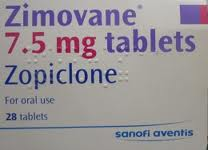 Imovane Zopiclone 7.5mg tablets