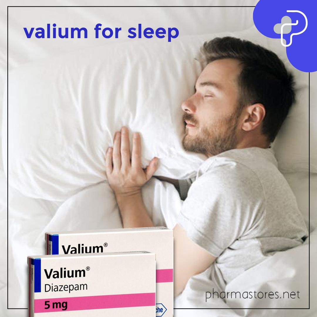valium for sleep