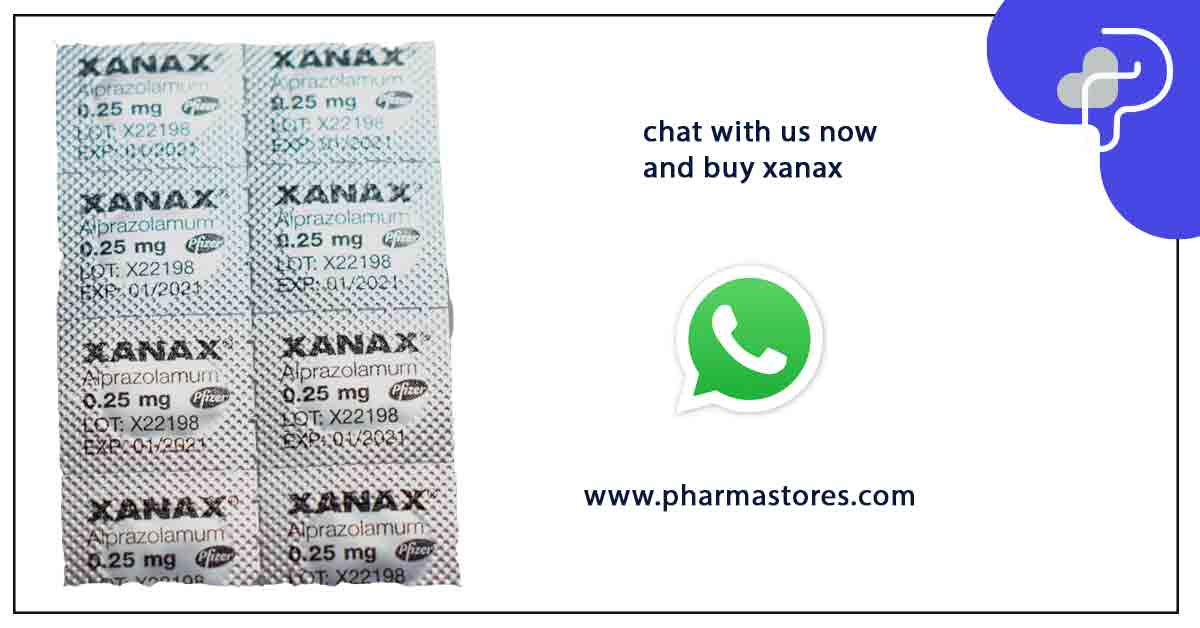 How to get Xanax