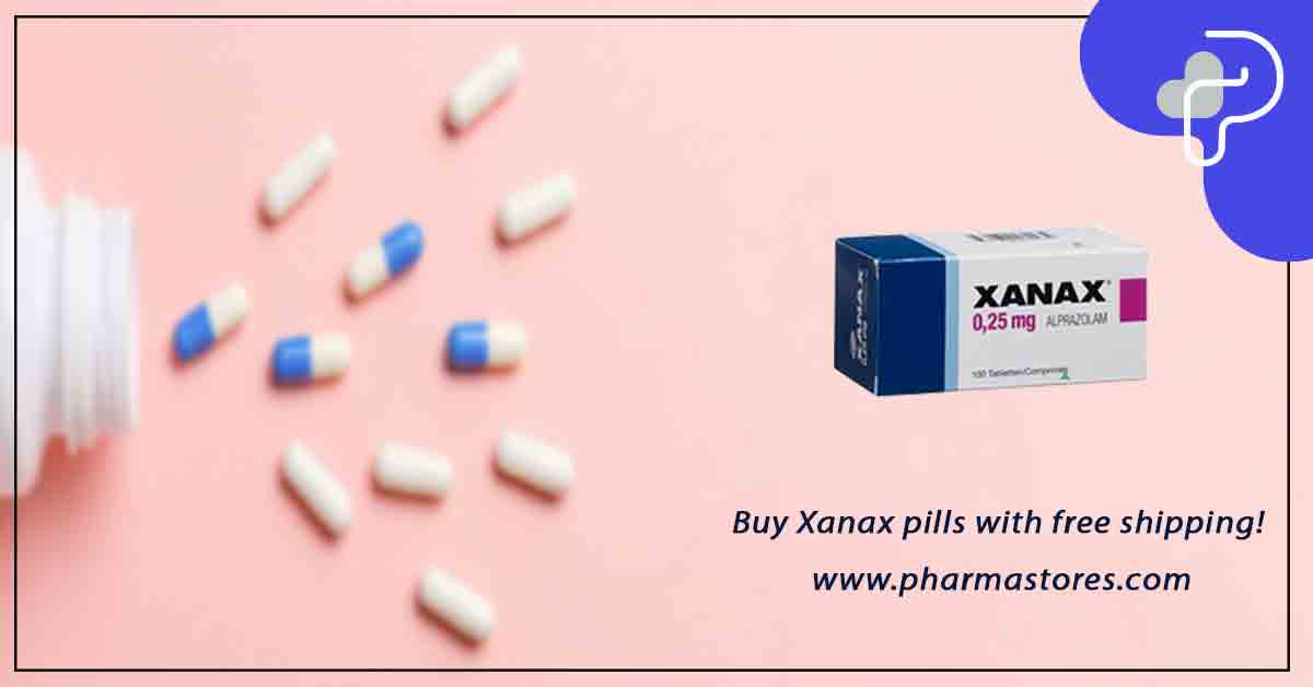 What is Xanax used for