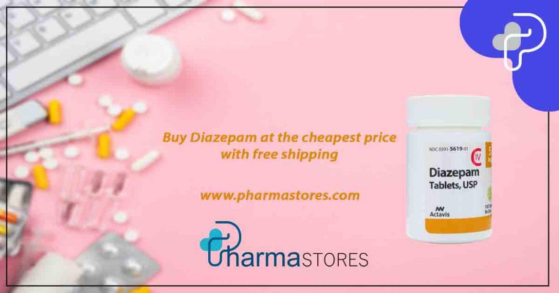 Diazepam Online UK