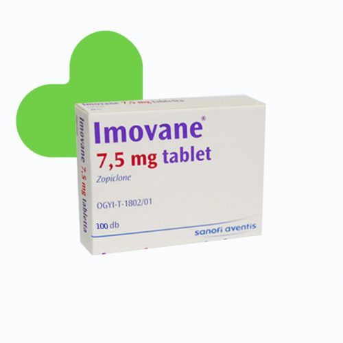 Imovane Zopiclone 7.5mg 100 tablets