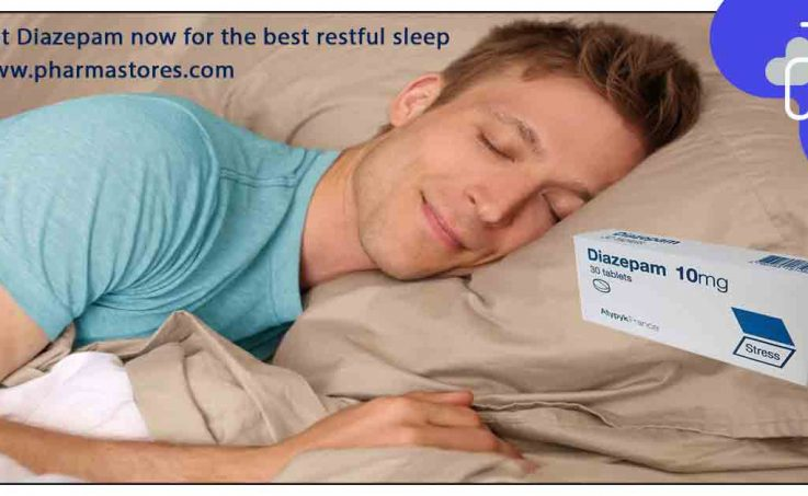 Diazepam tablets 10 mg