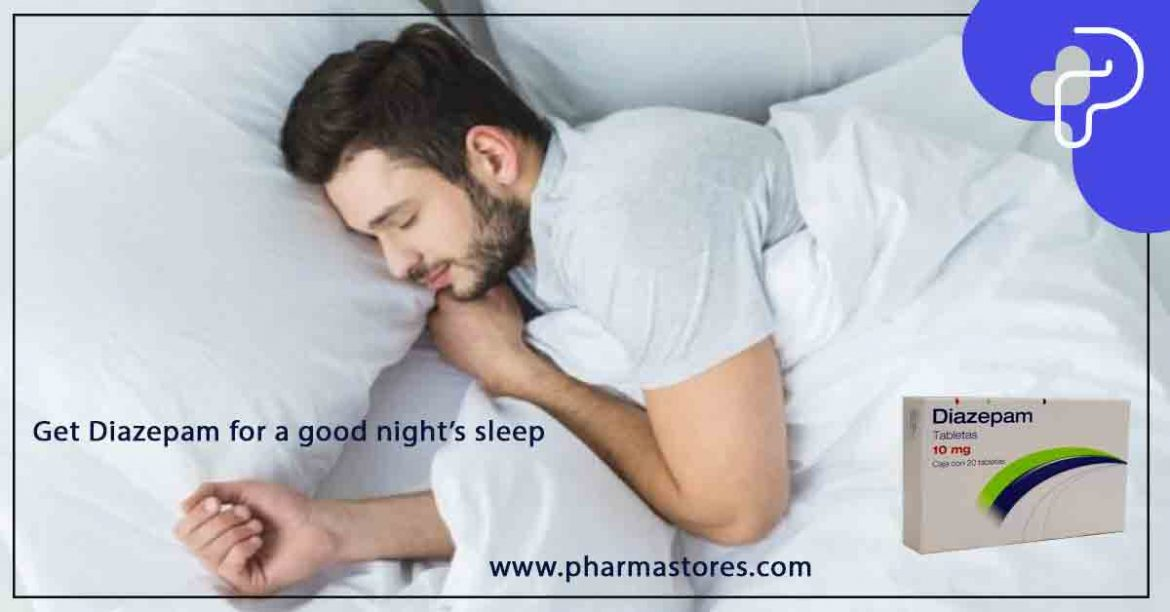 Where can I buy Diazepam online