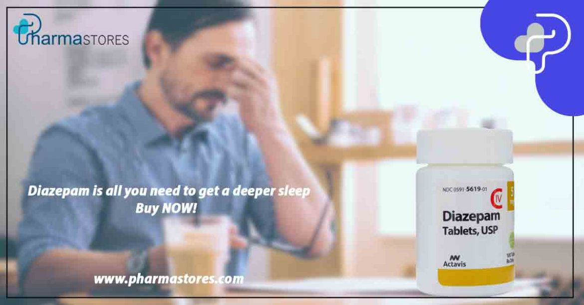 Diazepam 10 mg what is it used for
