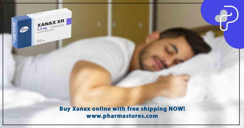 How does Xanax work
