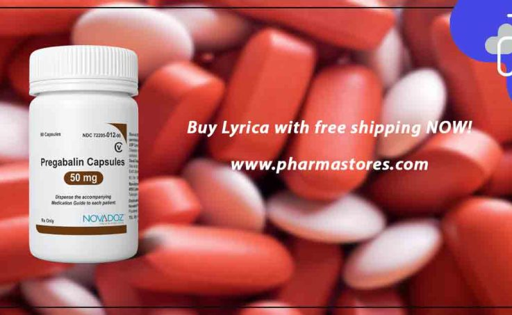 Lyrica tablets