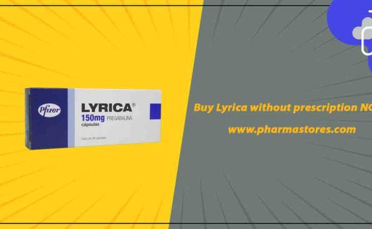 Lyrica pill