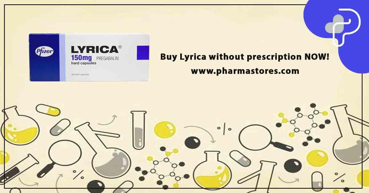 Lyrica capsules
